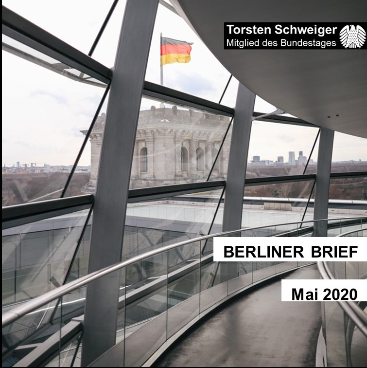Cover Berliner Brief
